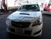 事故車両(岡崎市)