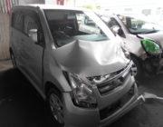 事故車2台(名古屋市)